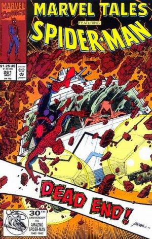Marvel Tales 261 - Endings