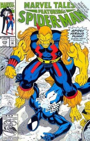 Marvel Tales 270 - Introducing. . . PUMA!