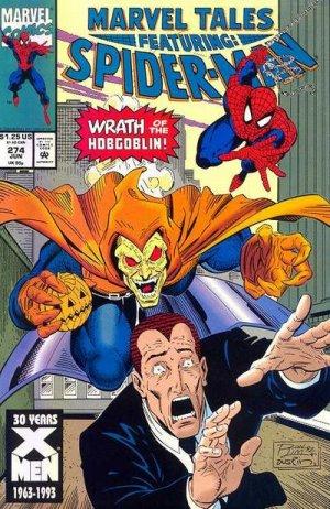 Marvel Tales 274 - The Challenge of Hobgoblin