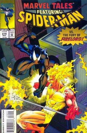 Marvel Tales 279 - Burn, Spider, Burn!