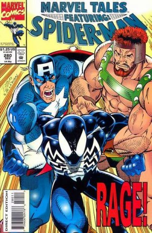 Marvel Tales 280 - The Hero and the Holocaust!