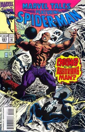Marvel Tales 286 - If This Be Justice--