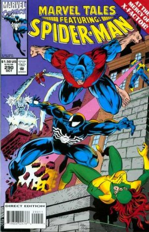 Marvel Tales 291 - With Foes Like These...