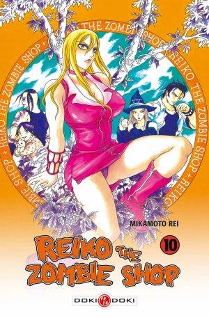 Reiko the Zombie Shop T.10