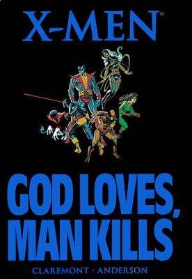 X-men - Dieu Crée, L'Homme Détruit édition TPB hardcover (cartonnée)