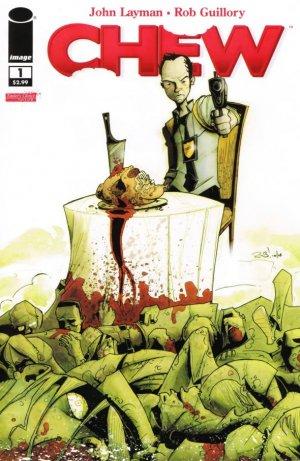 Tony Chu, détective cannibale édition Issues