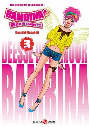 Bambina, Déesse de l'Amour T.3