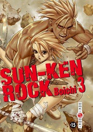 Sun-Ken Rock T.3