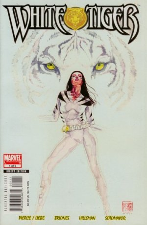 White Tiger édition Issues (2007)