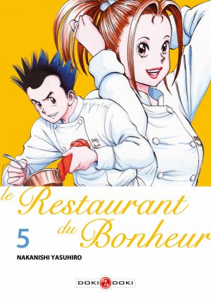 Le Restaurant du Bonheur T.5