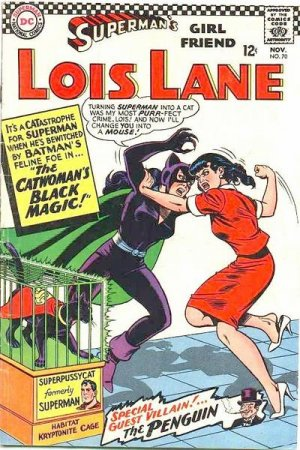 Superman's Girl Friend, Lois Lane # 70 Issues