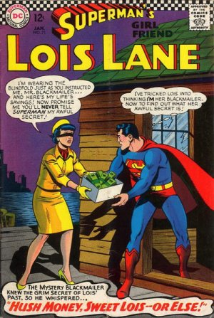 Superman's Girl Friend, Lois Lane # 71 Issues