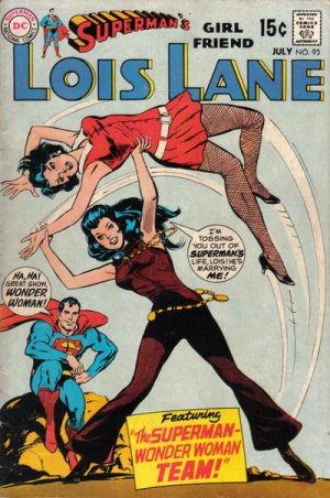 Superman's Girl Friend, Lois Lane # 93 Issues