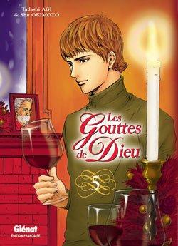 couverture, jaquette Les Gouttes de Dieu 5  (Glénat Manga)