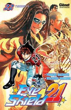 couverture, jaquette Eye Shield 21 22  (Glénat Manga)