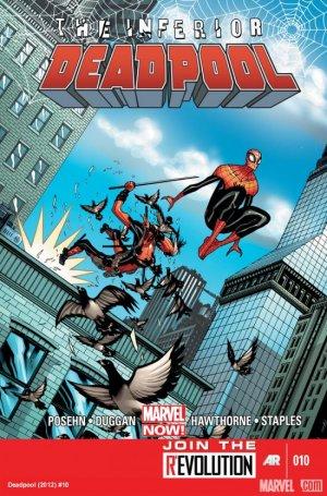 Deadpool # 10 Issues V4 (2012 - 2015)