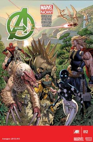 Avengers # 12 Issues V5 (2012 - 2015)
