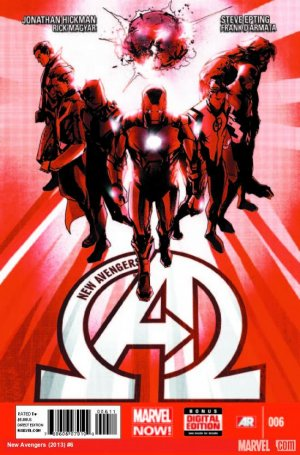 New Avengers # 6 Issues V3 (2012 - 2015)