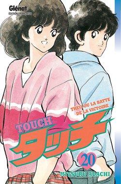 couverture, jaquette Touch - Theo ou la batte de la victoire 20  (Glénat Manga)