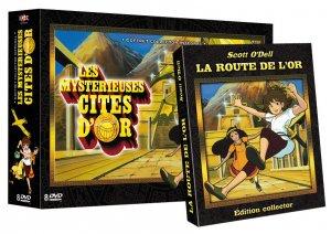 Les Mystérieuses Cités d'Or édition INTEGRALE COLLECTOR