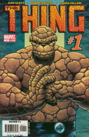 The Thing édition Issues V2 (2005)