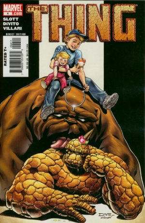 The Thing # 4 Issues V2 (2005)