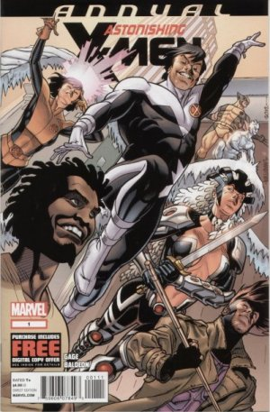 Astonishing X-Men édition Issues V3 - Annual (2013)