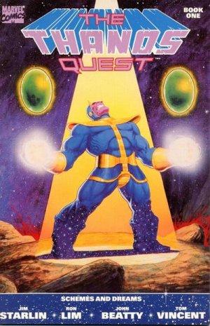 Thanos - La Quête de Thanos édition Issues (1990)