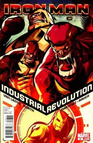 Iron Man Legacy # 8 Issues