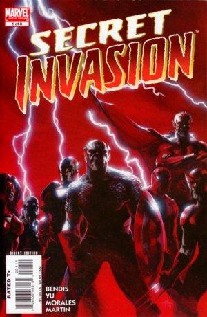 Secret Invasion # 1 Issues (2008 - 2009)