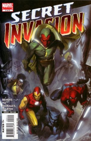 Secret Invasion # 2 Issues (2008 - 2009)