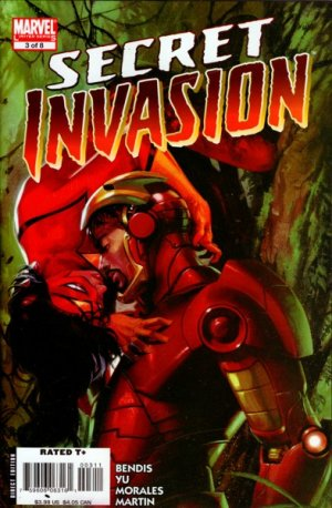 Secret Invasion # 3 Issues (2008 - 2009)