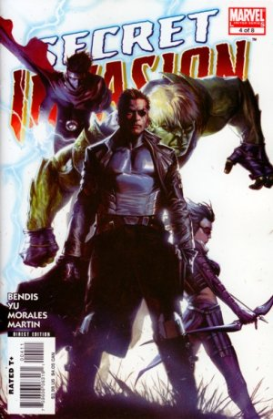 Secret Invasion # 4 Issues (2008 - 2009)