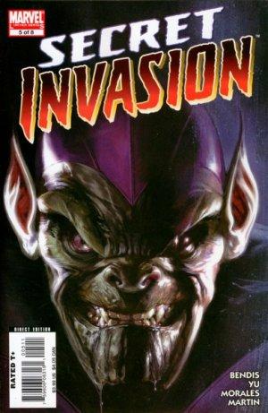 Secret Invasion # 5 Issues (2008 - 2009)