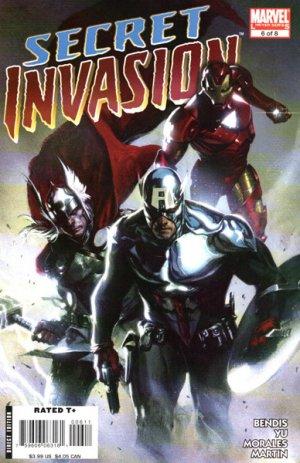 Secret Invasion # 6 Issues (2008 - 2009)