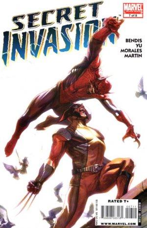Secret Invasion # 7 Issues (2008 - 2009)