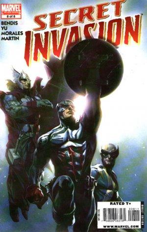 Secret Invasion # 8 Issues (2008 - 2009)