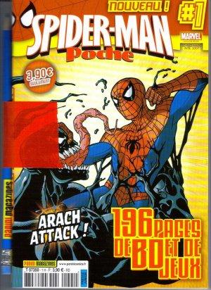 Spider-Man Poche édition Magazine