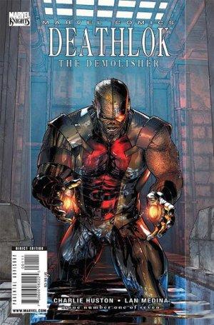 Deathlok édition Issues V4 (2010)