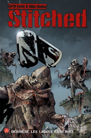 Stitched édition TPB softcover (souple)