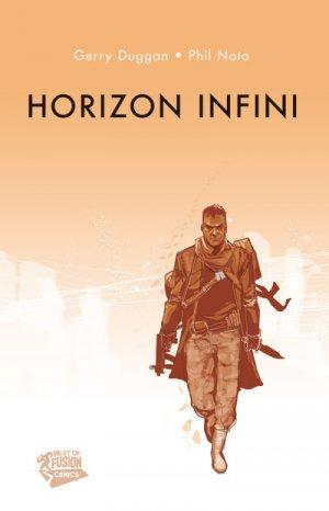 Infinite Horizon édition TPB softcover (souple)