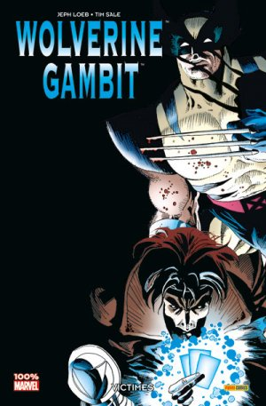 Wolverine / Gambit édition TPB softcover (souple)