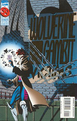 Wolverine / Gambit édition Issues