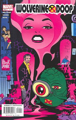 Wolverine / Doop édition Issues (2003)