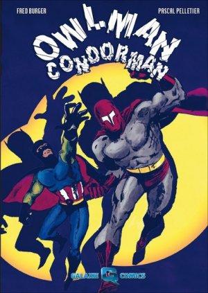 Owlman - Condorman édition TPB softcover (souple)