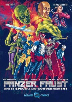 Panzer Faust, unité spéciale du gouvernement édition Intégrale