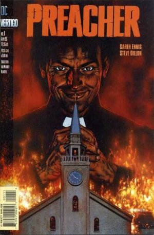 Preacher édition Issues
