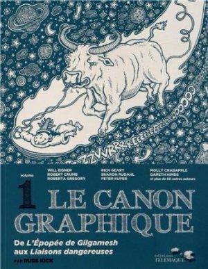 Le canon graphique édition TPB hardcover (cartonnée)