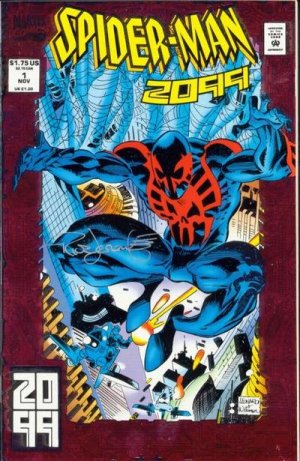Spider-Man 2099 # 1 Issues V1 (1992 - 1996)