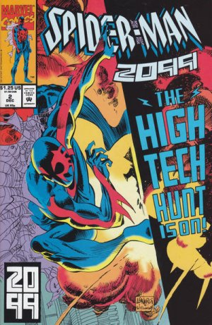 Spider-Man 2099 # 2 Issues V1 (1992 - 1996)